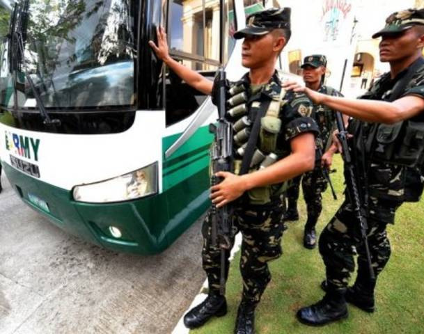 The Armed Forces of the Philippines remain vigilant but are seemingly outdone by their belligerent foes.Photo taken from www.philstar.com