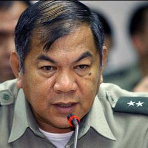 Major General Carlos Garcia