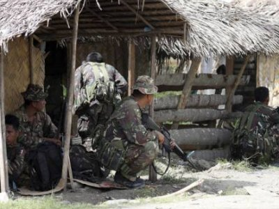 Soldiers in the frontlines are ill-equipped and are very vulnerable to attacks.