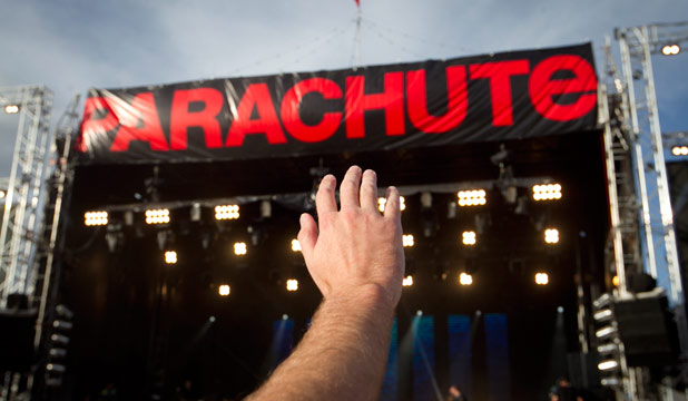 Parachute Music Fest, New Zealand's longest running music festival, has been cancelled.
