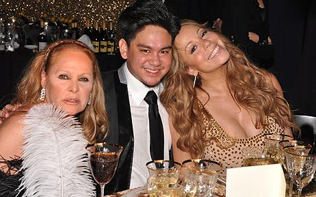 Prince Azim of Brunei, third in line in the succession to the throne, is photographed partying with high-profile guests.