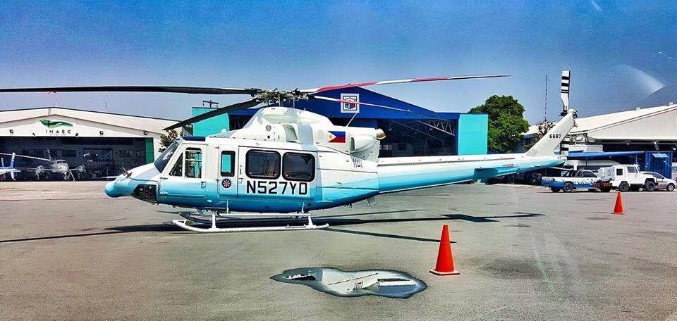Bell 412EP-HP