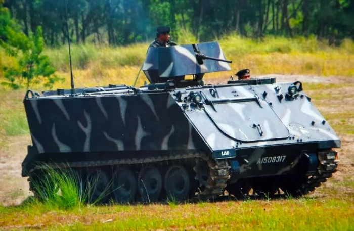 M113 LAD