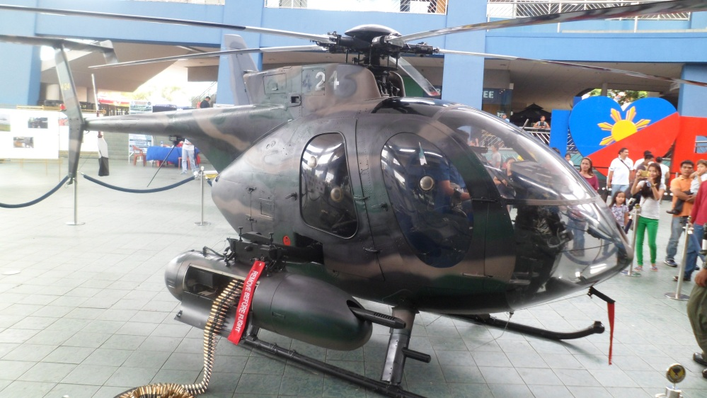 PhAF_MD-520MG_Helicopter