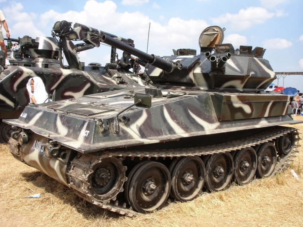 Scorpion Light Tank